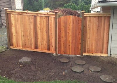 Bothell-Fence-Installation-and-Landscape-Design