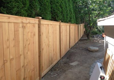 Kenmore-Fence-construction
