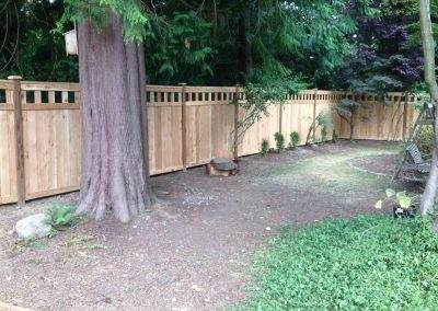 Kenmore-Fence-installation