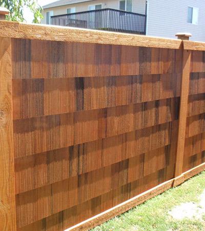Kirkland fence installation