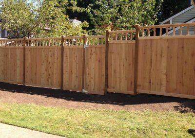 Redmond-Fence-Installation