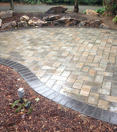 Redmond Patio Installation