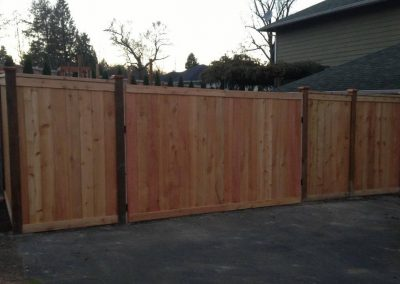 Woodinville-Fence-Installation
