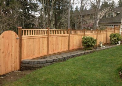 Woodinville-fence-construction